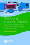 Developing e-learning materials: applying user-centred design