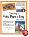The complete idiot's guide to creating a web page and blog